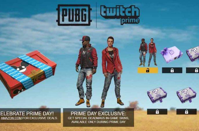 Twitch Prime EDM BOX