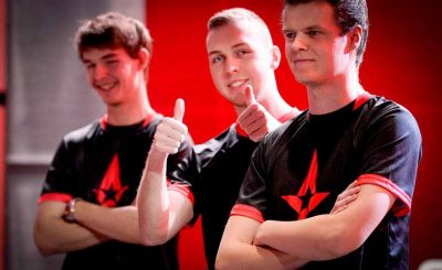 Astralis Csgo team the best